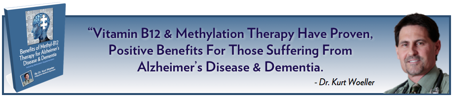 Methyl B12 For Alzheimer